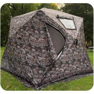 Лучшая палатка для зимней рыбалки и охоты. Обзор куба 2019mc